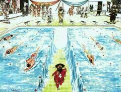 O Μωυσής στους ολυμπιακούς