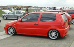 POLO RED  6N