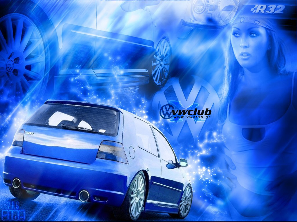 vwclub background #8 by Bruce