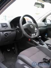 Εγκατάσταση cc, τιμόνι και πεντάλ gti