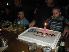Εορτασμός Γενεθλίων Hellenic Vwclub Στα Ιωαννινα 27-1-12  ''8 χρονια''