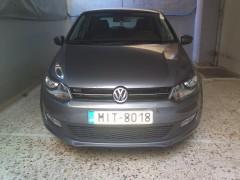 VW Polo 6R1 1.6 tdi Bluemotion technologies.