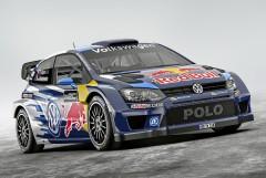 2015 Volkswagen Polo WRC 1