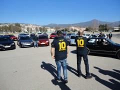 kostas mk5 & svouras....εποπτεύουν το στήσιμο!!!