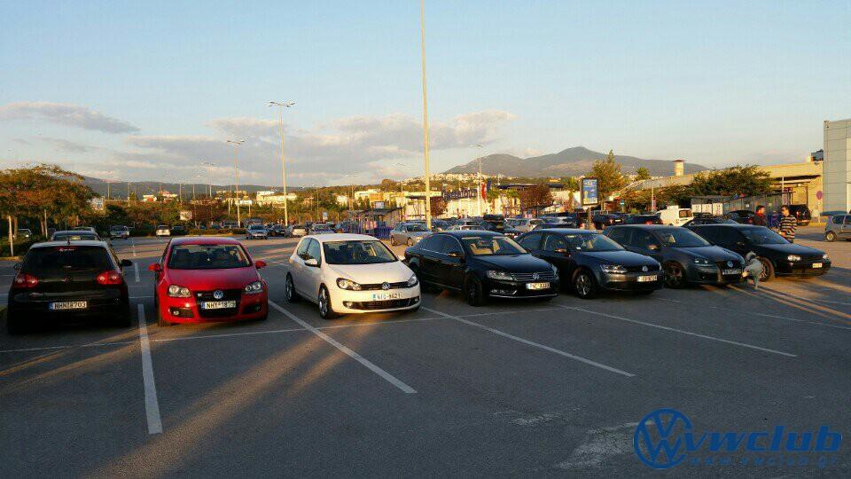 Συνάντηση στο Carrefour 29 Σεπτεμβρίου 2014