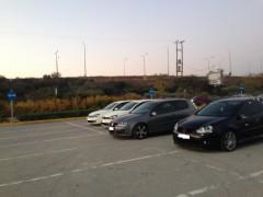 Συνάντηση VWClub Θεσσαλονίκη, Νοέμβριος, Ανατολικά στο Les amies - 2/11/14