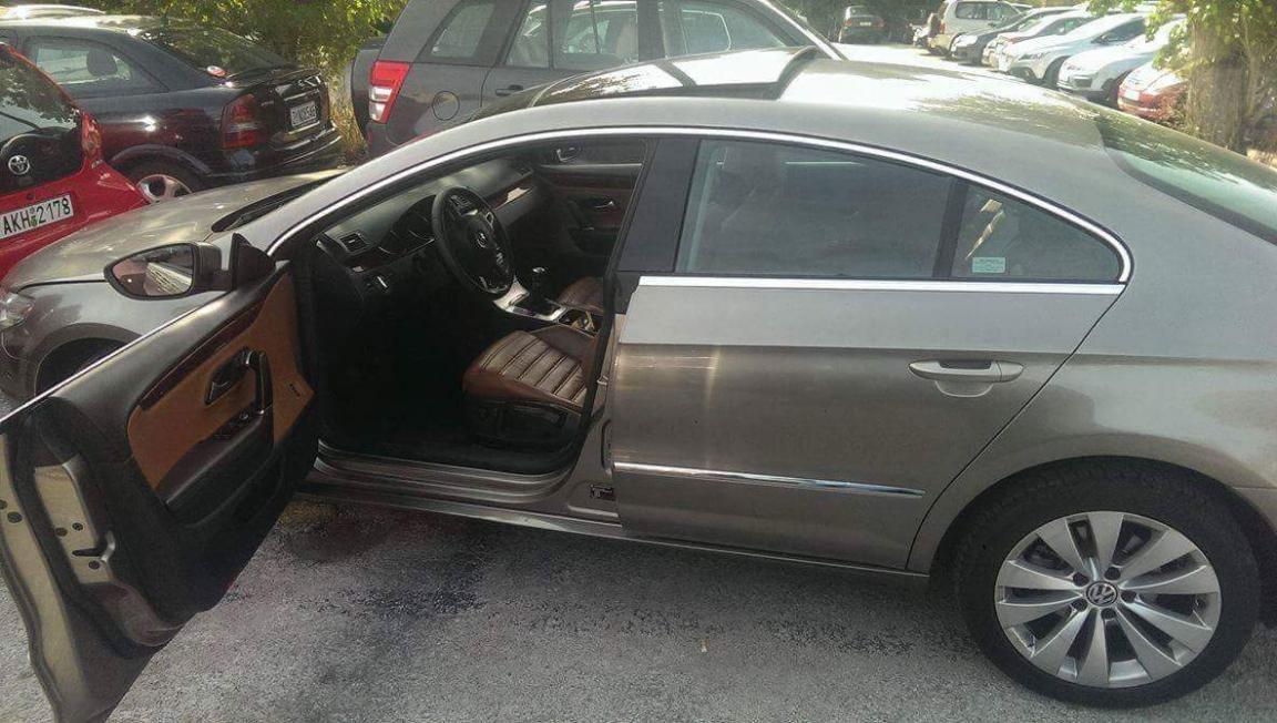 VW PASSAT CC 1.8TSI